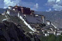 Potala Temple, Lhasa (2000)
