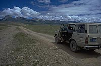Near the Namtso Lake (2000)