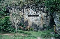 Toraja graves, Central Sulawesi (2002)