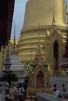 Royal Palace, Bangkok, Thailand (2000)